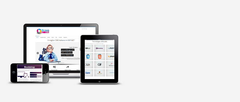 Bravocms crea il tuo sito web for Crea il tuo sito web personale